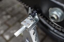 Motorradständer hinten Racing V-Aufnahme - Motorradheber - Montageständer Motorrad - Suzuki GSR750